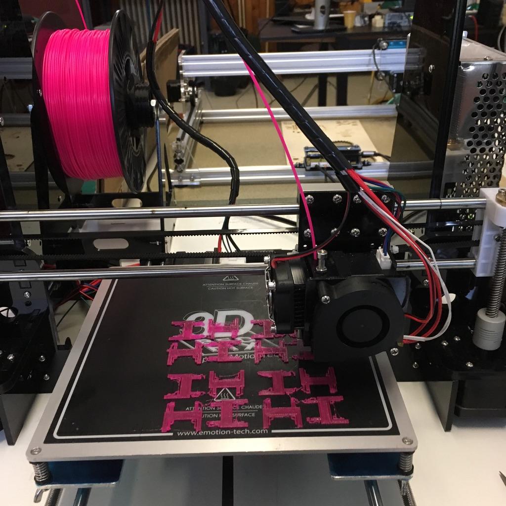 Premiers pas avec l'imprimante 3D