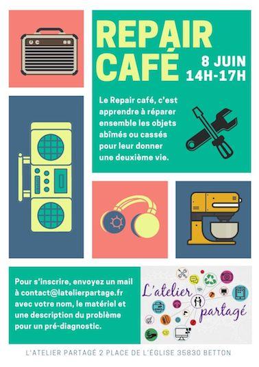 Repair café n°3