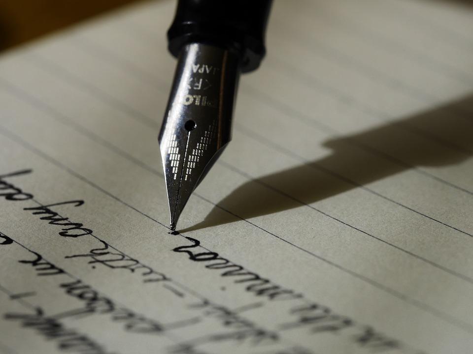 9 novembre «écriture»